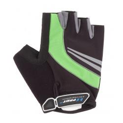 Dětská sedačka Polisport Boodie - šedo-zelená
